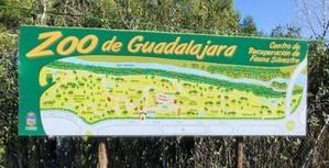 El zoo de Guadalajara, el más especializado en fauna europea