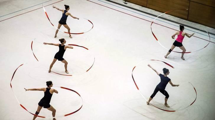 Guadalajara, será nuevamente sede de la Copa del Mundo de Gimnasia Rítmica