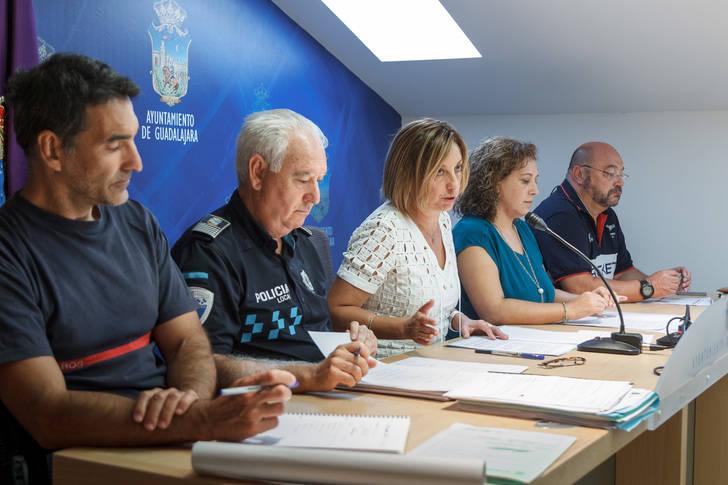 El operativo de seguridad de las Ferias y Fiestas 2016, ya está en marcha