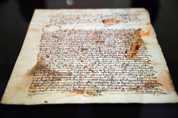 La Exposición El Siglo de Oro en los Archivos de Castilla La Mancha llega a Alovera