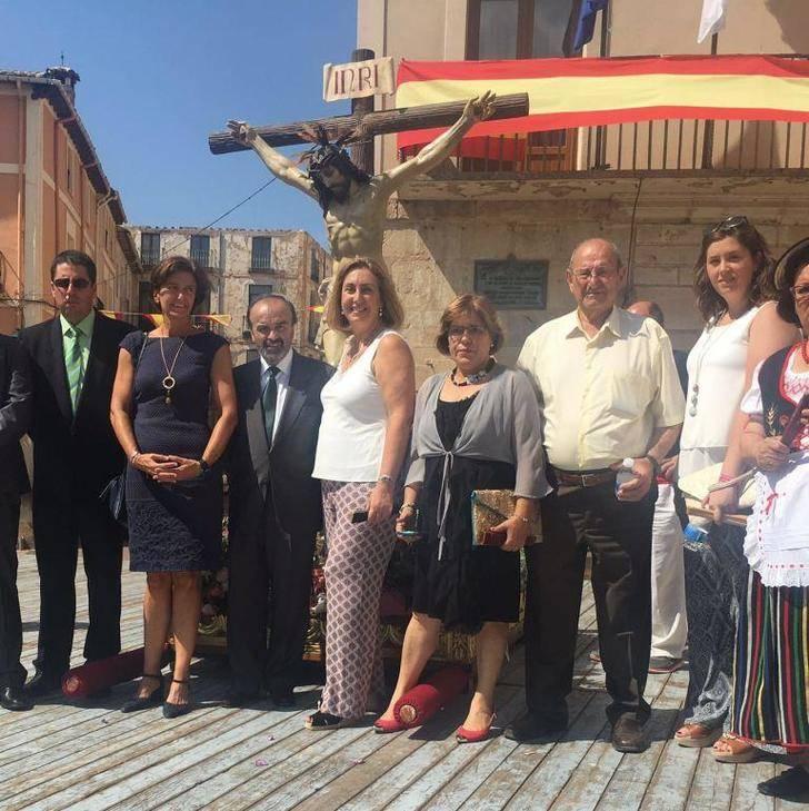 Molina de Aragón celebra sus fiestas patronales en honor al Cristo de las Victorias