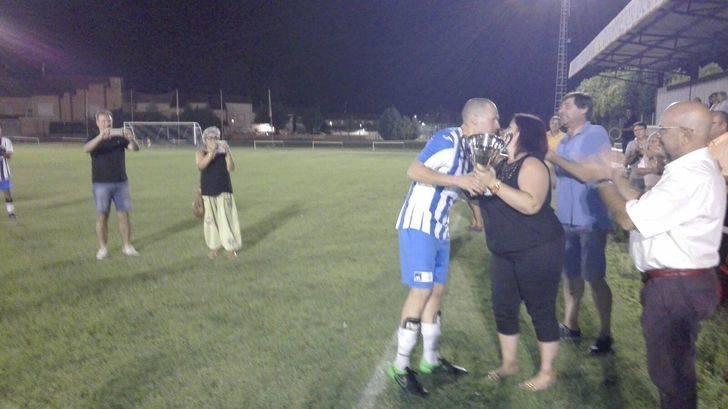 El Hogar Alcarreño, campeón del trofeo de Torrejón del Rey