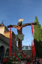 La traca final termina las fiestas del Cristo de la Misericordia de Quer en 2016