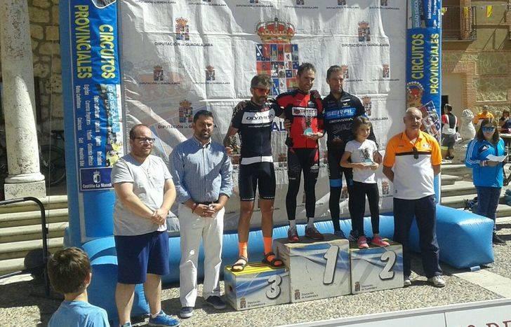 Más de 200 participantes en el III Desafío MTB Puerta de la Alcarria celebrado en Torija