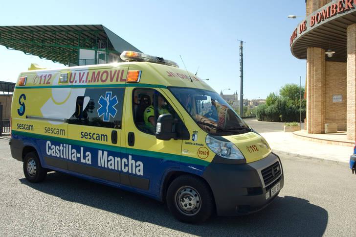 Fallece un joven de 18 años tras caer de la moto en que viajaba y ser arrollado por un vehículo en Marchamalo