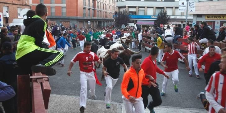 Los encierros de Guadalajara serán televisados por la televisión pública regional