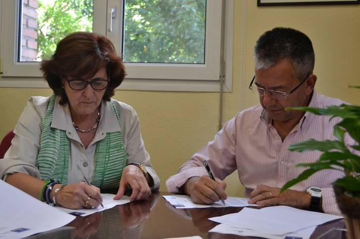 Los pacientes de la Unidad Rehabilitadora de Alcohete podrán hacer ejercicio todas las mañanas en el Centro Deportivo de Valdeluz