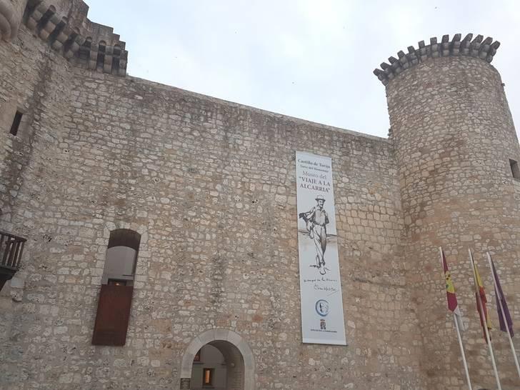 Jornadas de puertas abiertas en el castillo de Torija con motivo del Día Mundial del Turismo