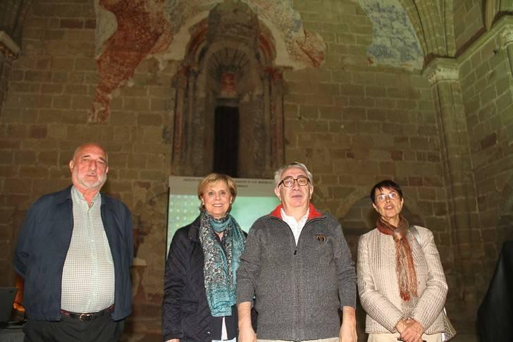 Pedro Olea recordó la figura del obispo Don Rodrigo en la Iglesia de Santiago