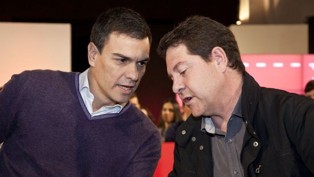 """Page acusa a Pedro Sánchez de """"criminalizar"""" a los barones del PSOE y dice que no volverá al """"juego de confesionarios"""" con el secretario general"""