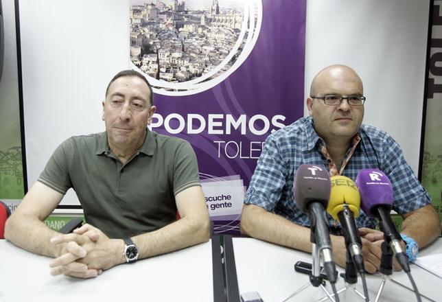 El secretario general de Podemos en Toledo presenta su dimisión