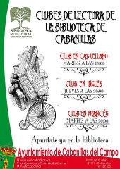 Echan a andar los programas de animación a la lectura de la Biblioteca Municipal de Cabanillas del Campo