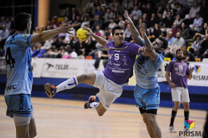 BM Guadalajara se lleva los puntos ganando al Cangas