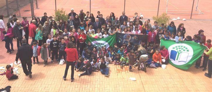 """Diputación realizará 34 visitas a colegios para preparar el programa de """"Ecoescuelas"""" para este curso"""