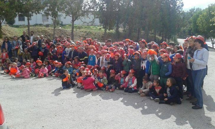 Más de 300 personas reciben formación para prevenir incendios en la Semana de la Prevención en Jadraque