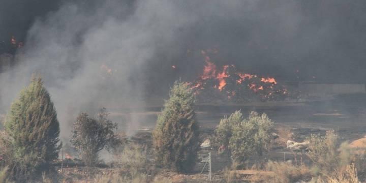 Convocan para el 15 de octubre una manifestación para exigir explicaciones por los incendios de Chiloeches
