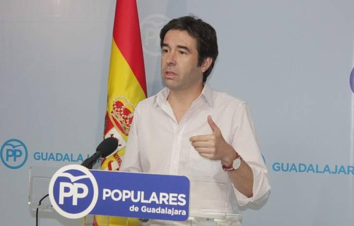 """Robisco: """"Page es incapaz de solucionar el alarmante aumento de las listas de espera en el Hospital de Guadalajara"""""""