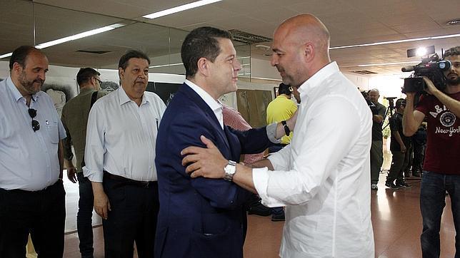 """García Molina ante la reunión del jueves con Page : """"Lo que está muerto, está muerto, y no se puede resucitar""""."""