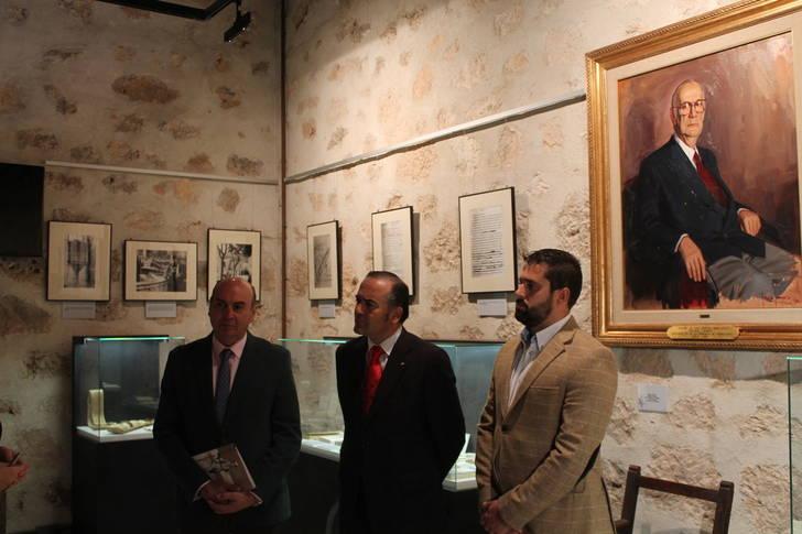 El delegado del Gobierno en Castilla-La Mancha visita el museo del Viaje a La Alcarria en Torija