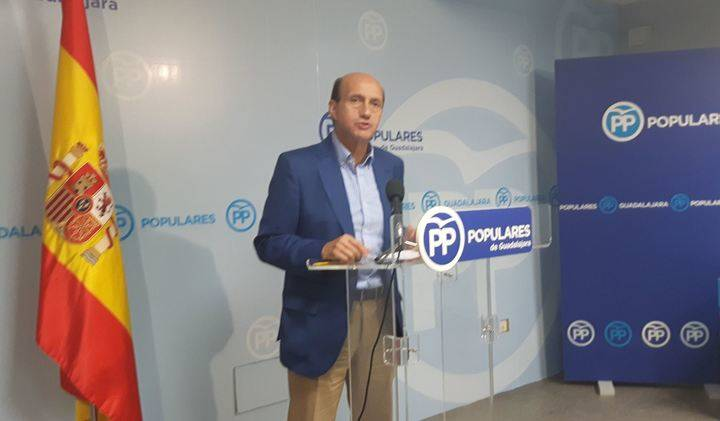 """Juan Pablo Sánchez: """"Page repite su discurso vacío de contenido y lleno de incumplimientos"""""""
