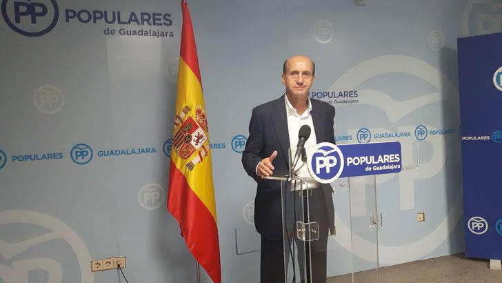 """Juan Pablo Sánchez: """"Rajoy ha hecho un discurso de investidura sólido, moderado y abierto al diálogo y al consenso"""""""