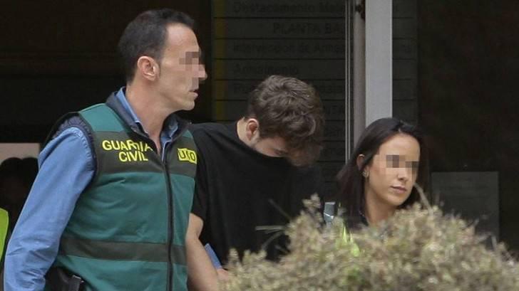Trasladan de cárcel al asesino confeso de Pioz para garantizar su seguridad