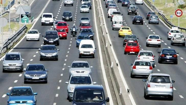 La DGT prevé unos 180.000 desplazamientos en el Puente de los Santos por las carreteras de Guadalajara