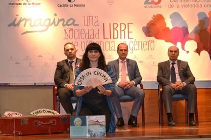 Las cuatro administraciones se unen en Guadalajara en el Día contra la Violencia de Género