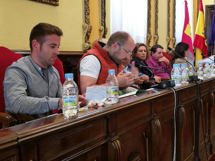 Aprobada la moción de Ciudadanos Guadalajara para la revisión de las cuotas del servicio municipal del agua
