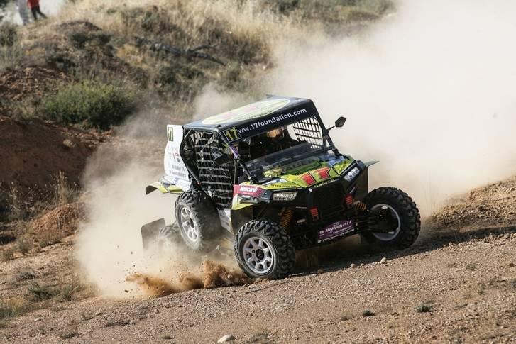 Rubén Gracia se hace con la victoria en el Rallye TT de Guadalajara