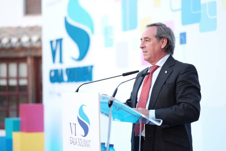 Ángel Nicolás García, nuevo Director Gerente de la mutua Solimat