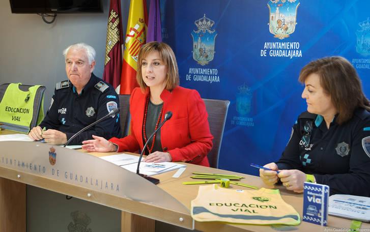 Cerca de 2.500 alumnos de la capital y provincia participarán en las IX Jornadas de Educación Vial de la Policía Local