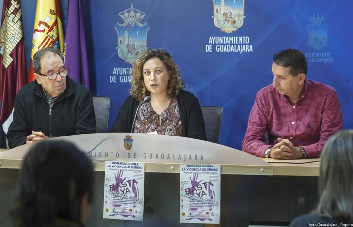 El Ayuntamiento de Guadalajara colabora con la Jornada contra la Violencia de Género organizada por la Federación de Judo de Castilla-La Mancha