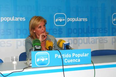 Una diputada castellano-manchega, nueva portavoz adjunta del PP en el Congreso