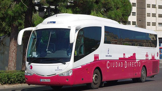 Page avanza el restablecimiento del servicio diario ´Ciudad Directo´ de autobuses entre Toledo, Guadalajara y Cuenca