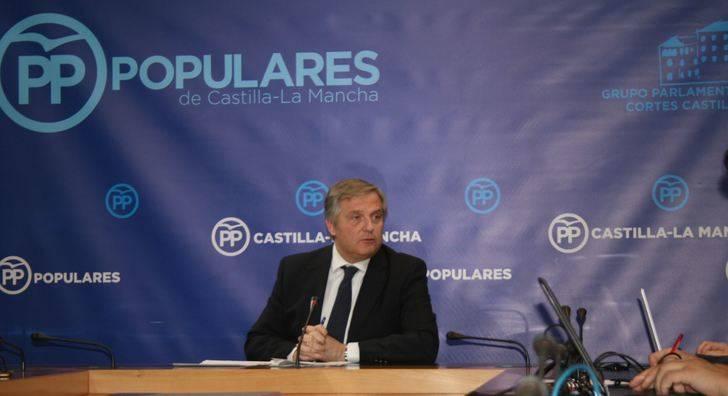 Cañizares denuncia el incremento de las listas de espera quirúrgica de más de 180 días por culpa de las políticas sanitarias de Page