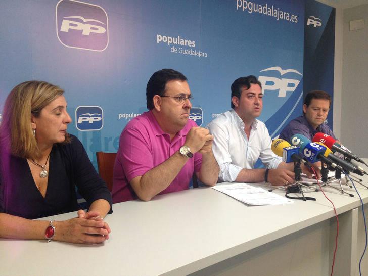 El PP de Cabanillas exige a Page el mismo trato que tiene Marchamalo para el servicio de autobuses y que no discrimine a los vecinos