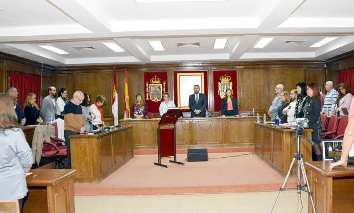 Acuerdo unánime para reivindicar la eliminación de la violencia contra la mujer de Azuqueca
