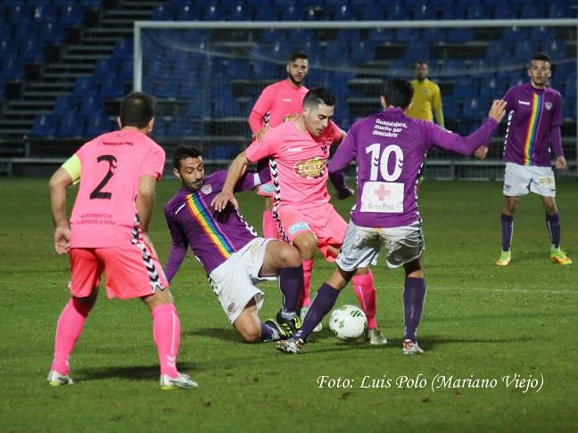 Dépor y Talavera firman tablas tras un encuentro disputado e igualado hasta el final