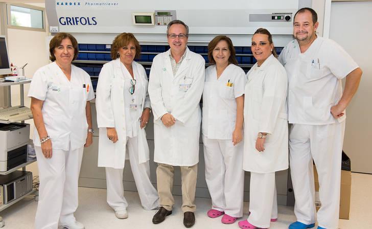 Nuevo reconocimiento al sistema de gestión de farmacia hospitalaria ideado en el Hospital de Parapléjicos