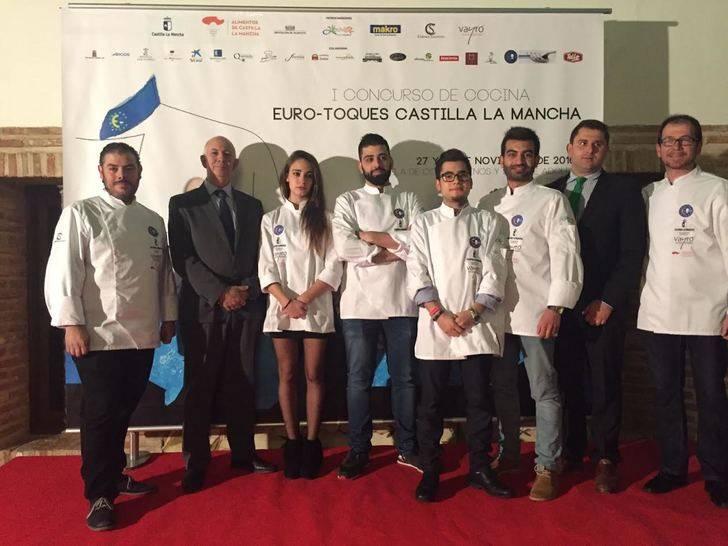 La Diputación apoya la gastronomía de nuestra provincia en el Concurso de Euro-Toques