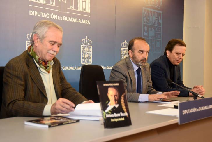 La Diputación de Guadalajara reedita un nuevo libro en homenaje a Buero Vallejo