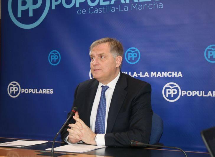 Cañizares denuncia que la falta de transparencia en las negociaciones de los presupuestos de Page y Podemos genera incertidumbre