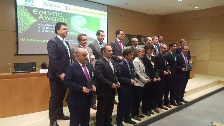 El Ayuntamiento de Guadalajara recibe un nuevo premio por su apuesta por la implantación del modelo Smart en la ciudad