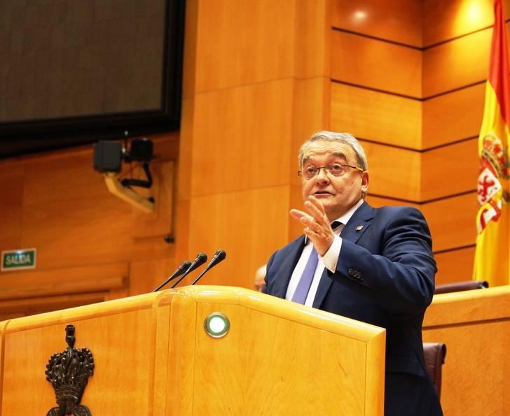 """De las Heras: """"La Ley de Estabilidad Presupuestaria garantiza la sostenibilidad de las cuentas públicas"""""""