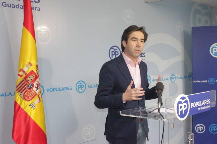 """Robisco : """"El IES de El Casar es un nuevo ejemplo de lo que poco que Guadalajara le importa a Page"""""""