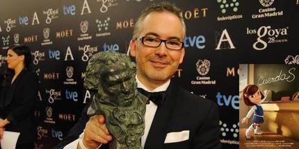 Pedro Solís y sus 'Cuerdas', Guinnes de los Récords como corto de animación más premiado de la historia