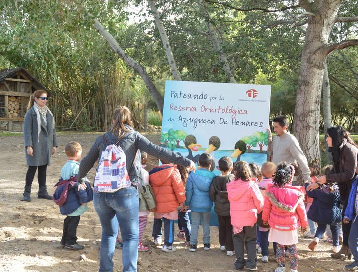 Comienza a funcionar el nuevo Centro de Interpretación de la Reserva Ornitológica de Azuqueca