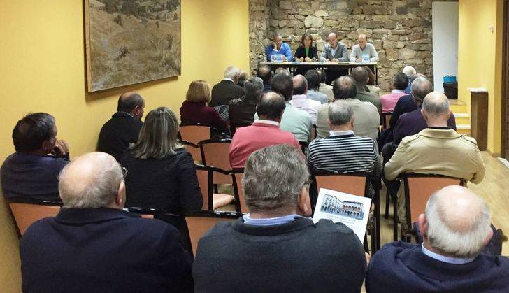 Alcaldes y concejales de la zona de Sigüenza exigen a Page que cumpla ya sus promesas con esta comarca