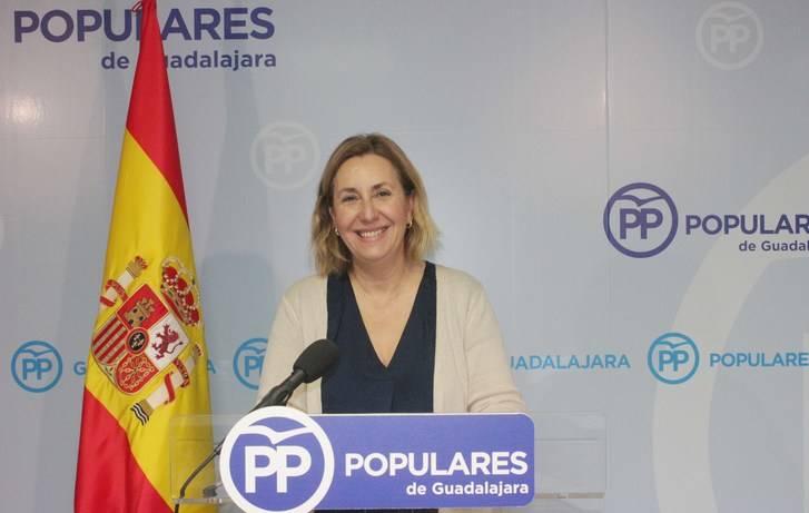 Silvia Valmaña, elegida por el GPP del Congreso como portavoz de universidades